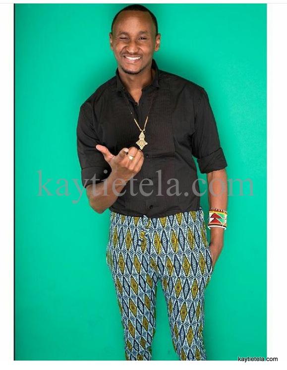 stylish Martin Kimathi